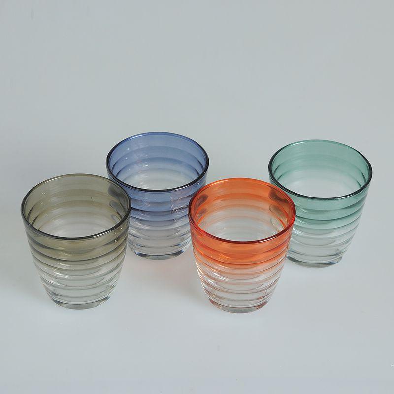 Set-4-pahare-colorate-model-cu-cercuri
