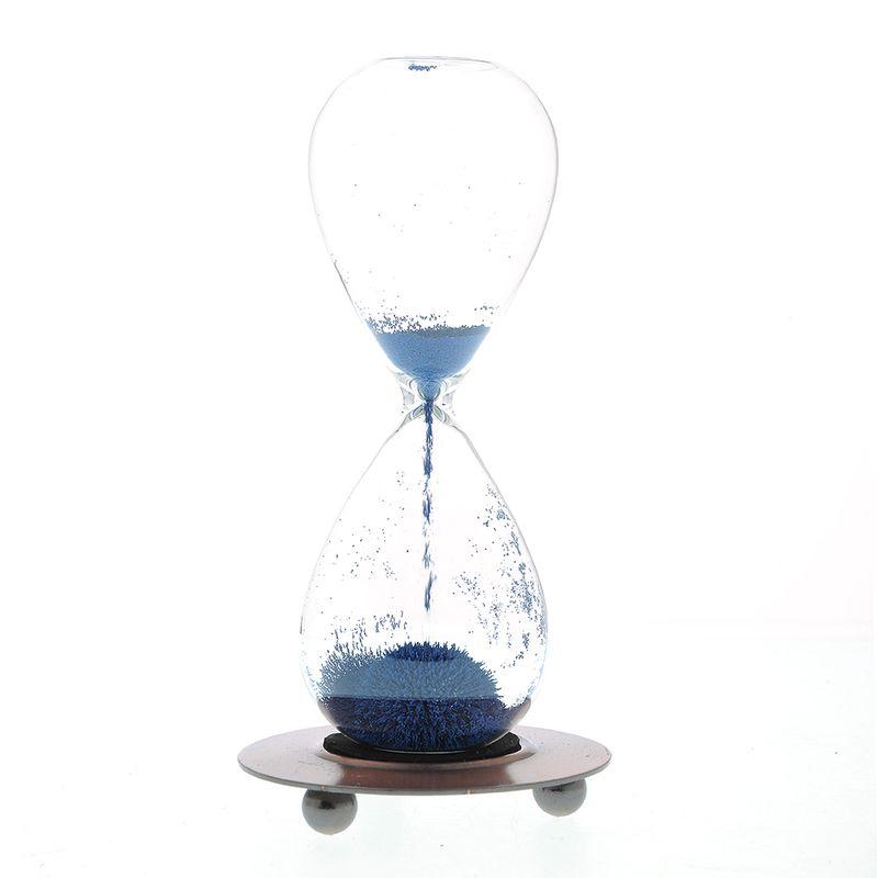 Clepsidra-transparenta-cu-pilitura-albastra