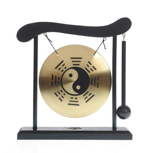 Clopotel de vant Yin si Yang