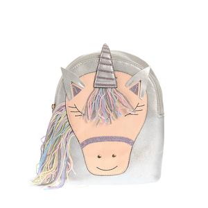 Rucsac argintiu unicorn