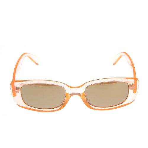 Ochelari  soare, rame portocalii