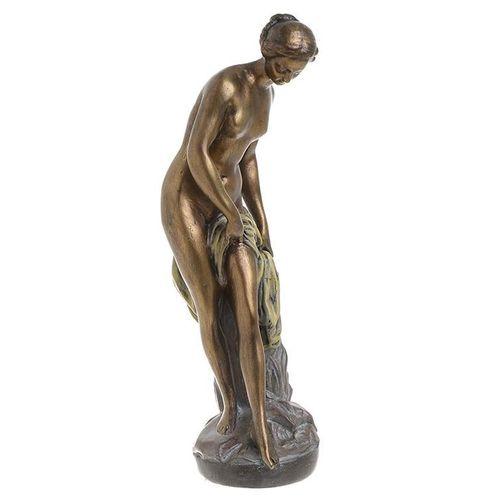 Statueta feminina aurie