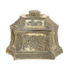 Cutie bijuterii aspect antic
