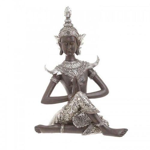 Statueta decorativa  printesa mongola