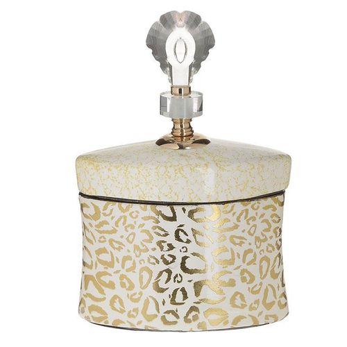 Cutie de ceramica, decorativa