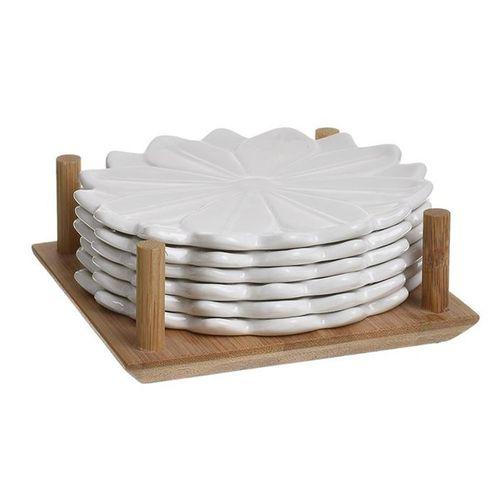 Set coastere ceramica