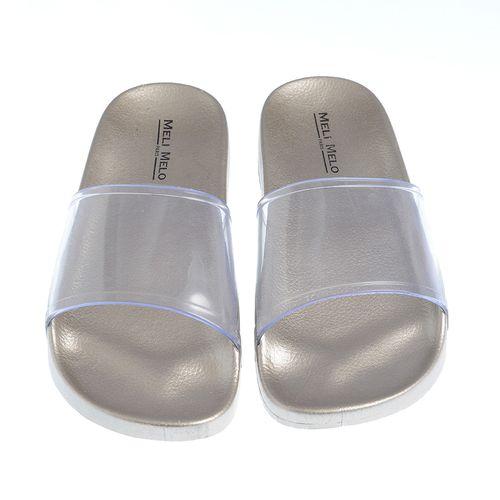 Papuci cu fata transparenta