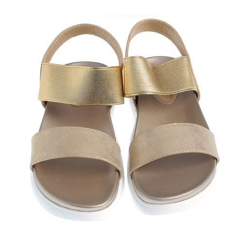 Sandale cu talpa alba