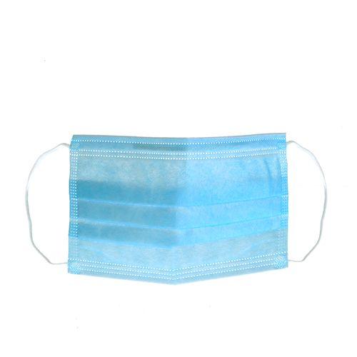 Masca protectie pentru copii, de unica folosinta, 3 straturi, 10 buc set