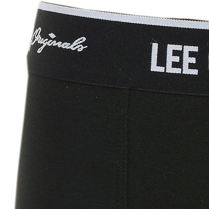 Boxeri-negri-barbatesti-Lee-Cooper-detalii