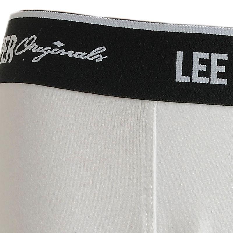 Boxeri-albi-barbatesti-Lee-Cooper-detalii