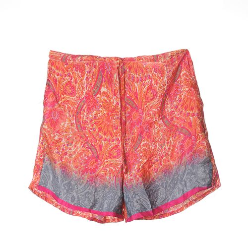 Pantaloni scurti, cu buzunare laterale