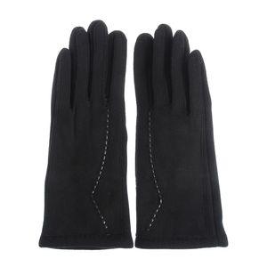 Manusi textile fine, negre