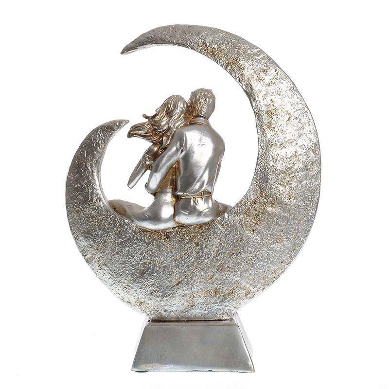 Statueta-indragostiti-pe-luna-