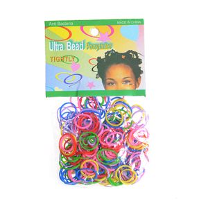 Set elastice afro colorate