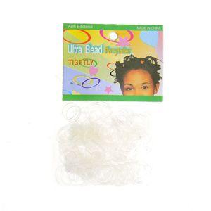 Set elastice afro transparent