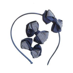 Set accesorii par bleumarin