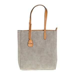 Geanta shopper perforata