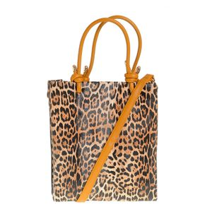 Geanta shopper animal print