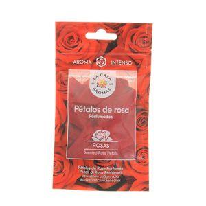 Petale rosii parfumate