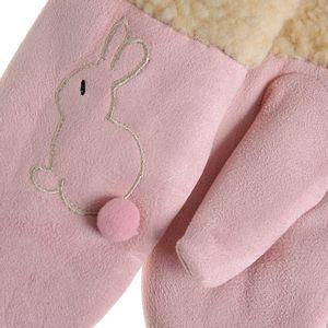 Manusi roz de copii