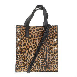 Geanta dama print leopard