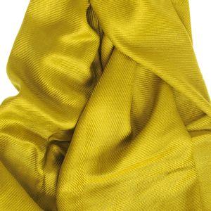 Esarfa vascoza galben inchisa