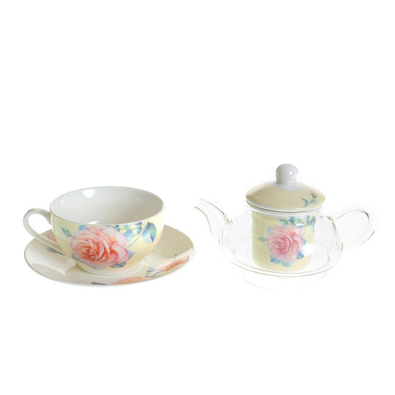 Ceainic-floral-cu-cana