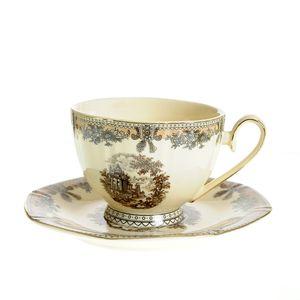 Set cafea ceramica englezeasca