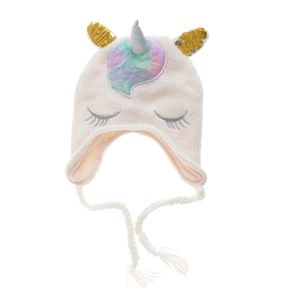 Caciula unicorn captusita