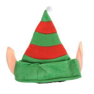 Caciula Elf verde
