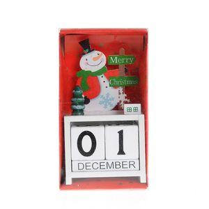 Calendar perpetuu Craciun