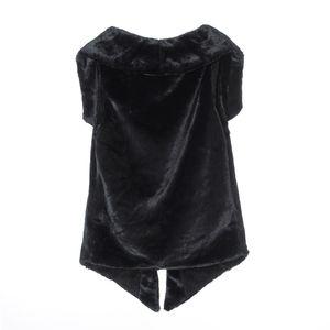 Vesta blana ecologica neagra