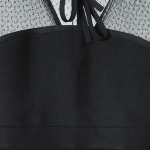 Rochie neagra elastica