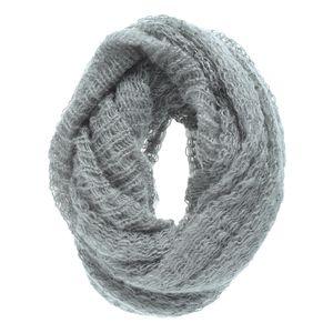 Fular dama circular tricotat