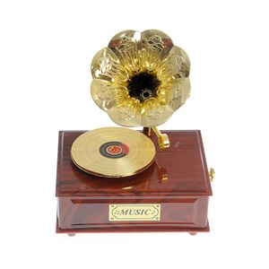 Cutie muzicala gramofon