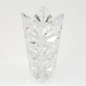 Vaza piramida cristal