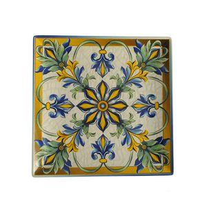 Farfurie ceramica patrata