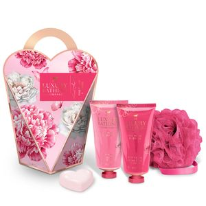 Set cosmetic floral