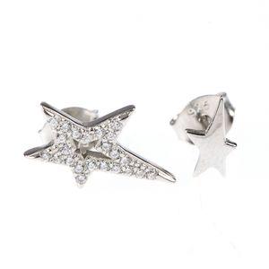 Cercei argint stele diferite