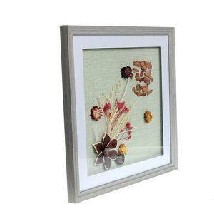 Tablou flori tridimensionale 50 x 50cm