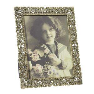 Rama foto vintage aurie format 10x15