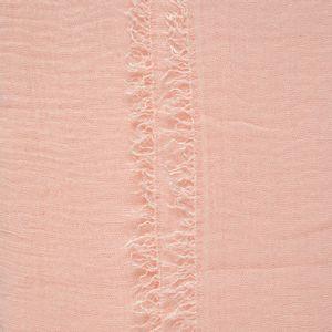 Esarfa creponata roz pal