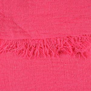 Esarfa creponata roz