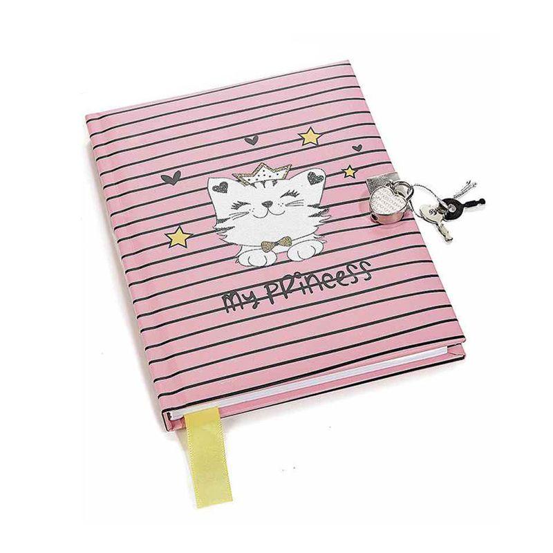 Agenda-roz-cu-pisica