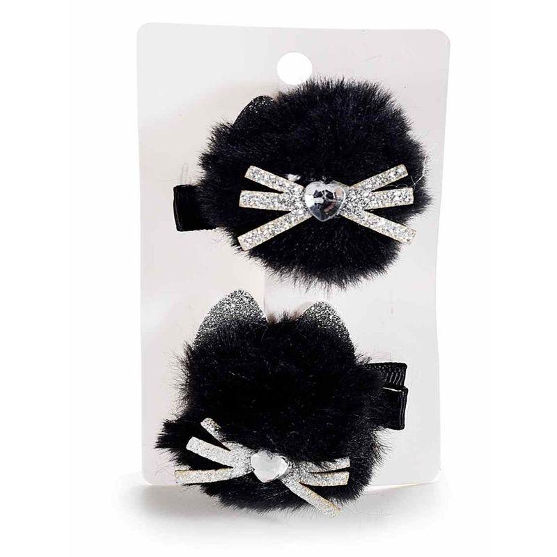 Set-agrafe-negre-pisica