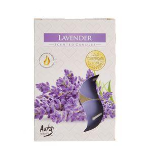 Set 6 lumanari parfumate Lavanda