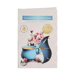 Set 6 lumanari parfumate Summer morning