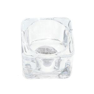 Suport  din sticla pentru lumanari