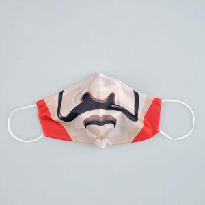 Masca reutilizabila pentru adulti tip cupa
